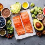 plato buen comer alimentos saludables