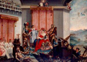 coronacion agustin de iturbide como emperador