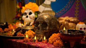 como se celebra dia de muertos mexico