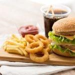 alimentos procesados hamburguesas