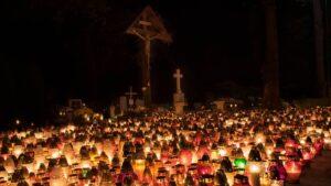 como se celebra el dia de muertos en otros paises