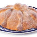 pan de muerto, día de muertos