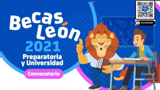 BECAS LEON 2021