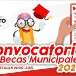 Convocatoria de Becas Municipales Uriangato 2021 Foto: Especial