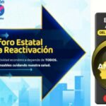 Semáforo Covid Guanajuato amarillo con alerta