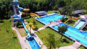 Balnearios en Guanajuato: ¿Abrirán en Semana Santa 2021? Foto Tomada: Parque Acuático La Rana