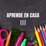Aprende en Casa Guanajuato III: Temas del 26 al 30 de abril Foto: Especial