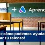 Aprendo Libre Guanajuato 2021: SEG explica la plataforma Foto: Especial