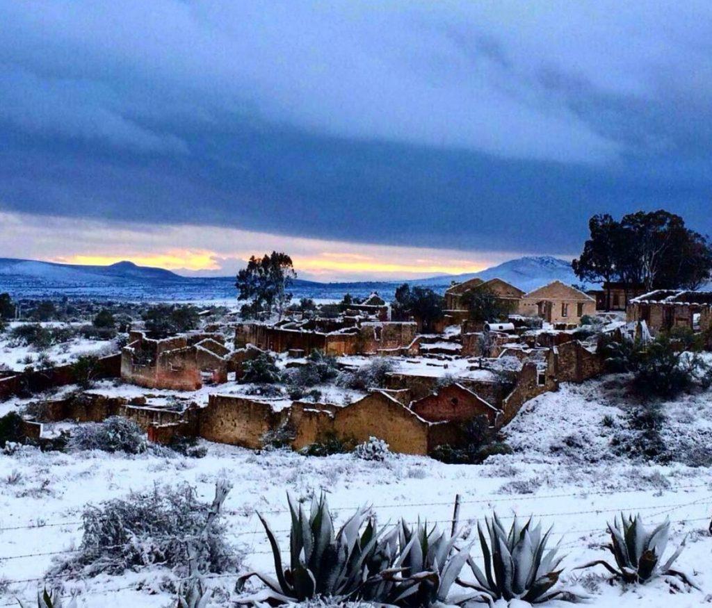 Nevada en Mineral de Pozos