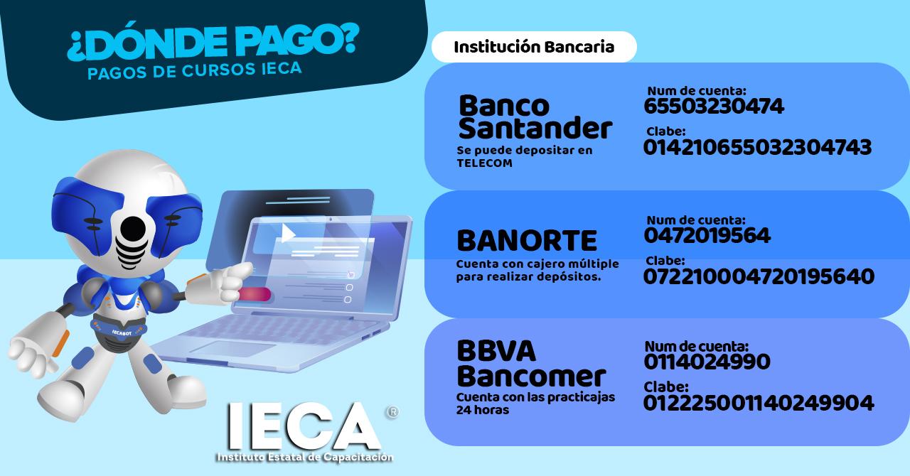 ¿Dónde pagar el curso Facebook Ads IECA Guanajuato?