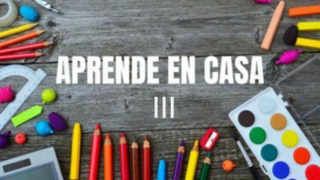 Aprende en Casa Guanajuato III: Aprendizajes del 5 al 9 de abril Foto: Especial