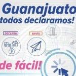 Declaración Patrimonial Guanajuato 2021: Aquí lo puedes hacer Foto: Especial