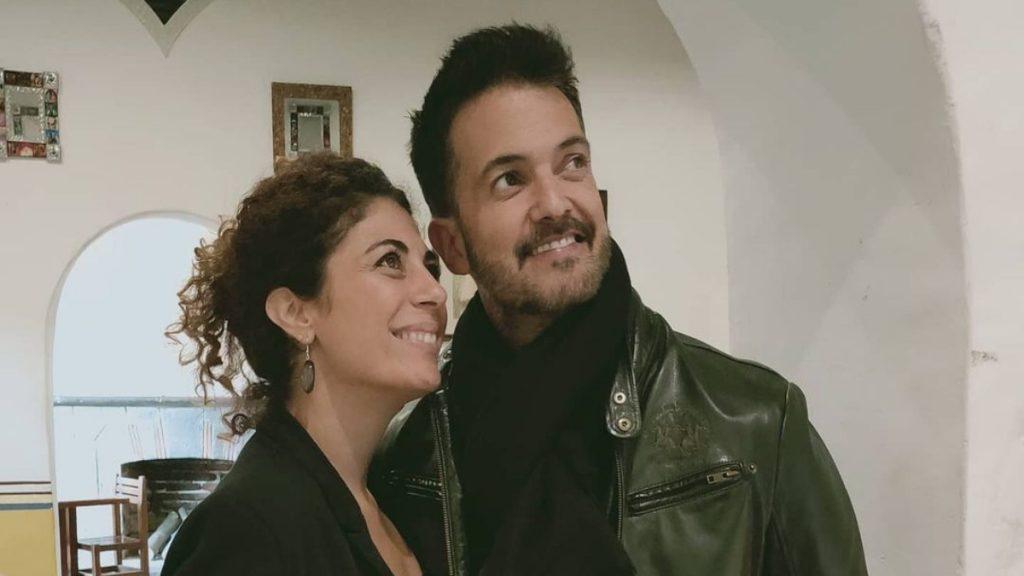 Anna Ferro y Fernando del Solar se casan