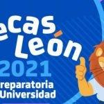Becas León Prepa y Universidad 2021: Guía de registro Foto: Especial