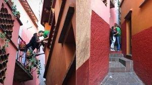 La leyenda del Callejón del Beso Guanajuato Foto: El Universal