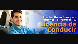 Cita para tramitar licencia de Conducir en León