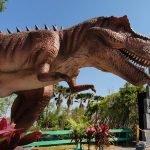 Parque Jurásico Bicentenario: Abierto hasta el 30 de mayo Foto: Especial