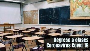 Regreso a clases presenciales Guanajuato 2021 Foto: Especial