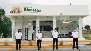 Sucursales Banco del Bienestar Guanajuato Foto: Especial