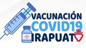 Vacunación Covid Irapuato Foto: Especial