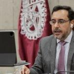 Arturo Reyes Sandoval, Director General del IPN INSTITUTO POLITÉCNICO NACIONAL