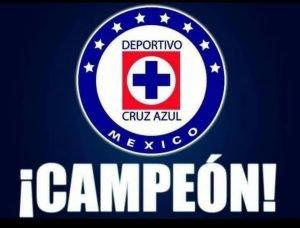 Imágenes Cruz Azul campeón