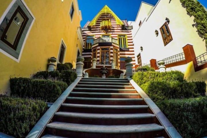 La trágica leyenda de la Casa de las Brujas en Guanajuato