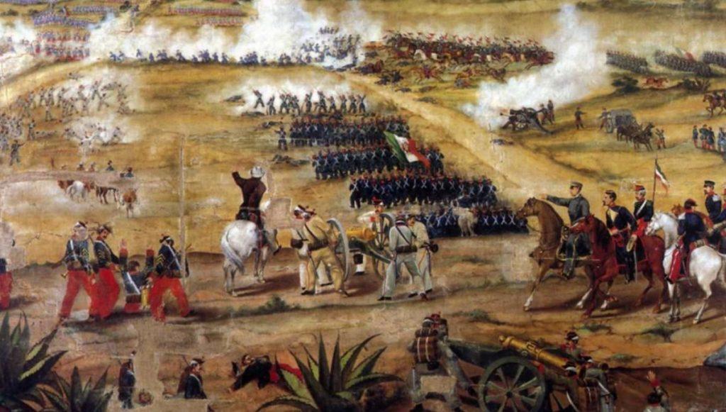 Batalla de Puebla. Biografía de los protagonistas