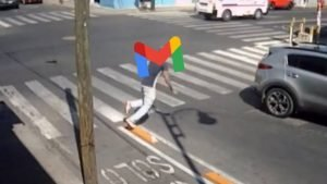 Google se cayó