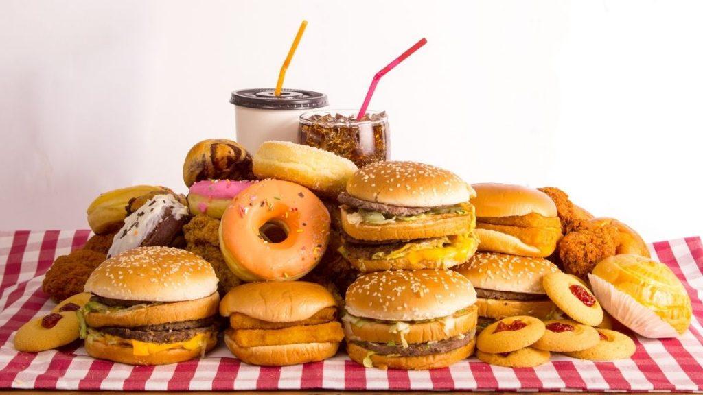 obesidad alimentos procesados