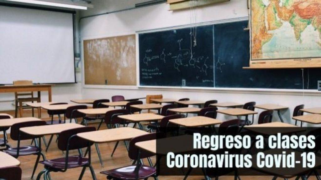 Anuncian el 7 de junio como regreso a clases en CDMX Foto: Especial