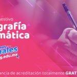 UVEG: Curso de ortografía y gramática en la Universidad Virtual del Estado de Guanajuato Foto: Especial