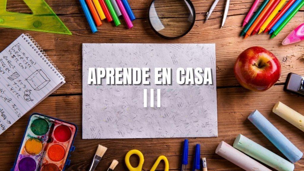 Aprende en Casa Guanajuato III: Temas del 28 de junio al 2 de julio Foto: Especial