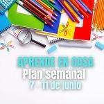 APRENDE EN CASA SEMANA 37 REGRESO A CLASES