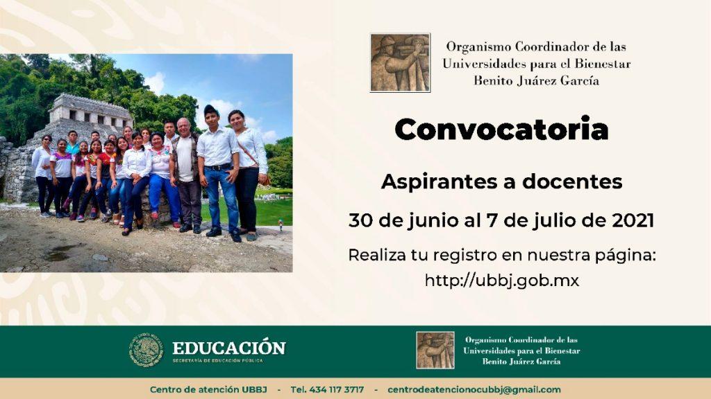 convocatoria Docentes en el Área de la Salud Guanajuato 2021 Foto: Especial