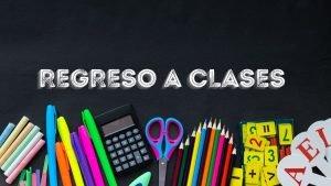 REGRESO CLASES SEP CICLO ESCOLAR 2021 2022