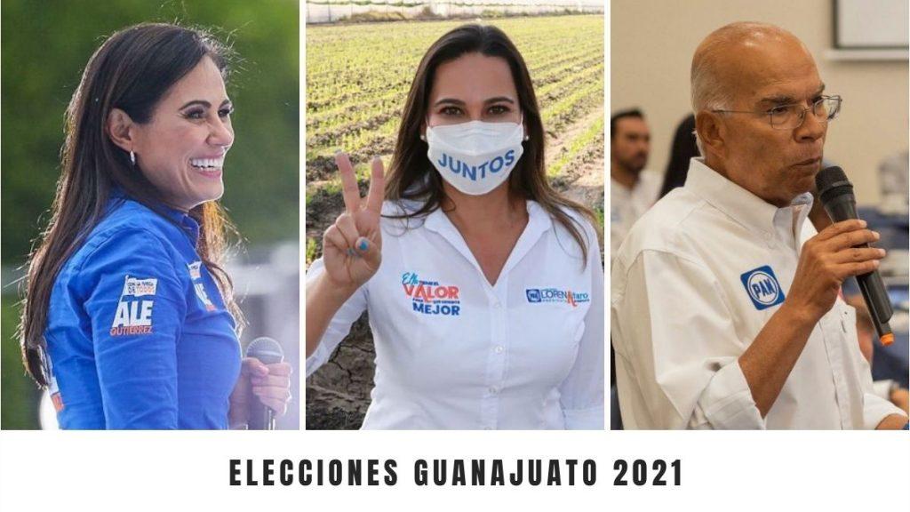 RESULTADOS ELECCIONES GUANAJUATO 2021 PRESIDENTES MUNICIPALES