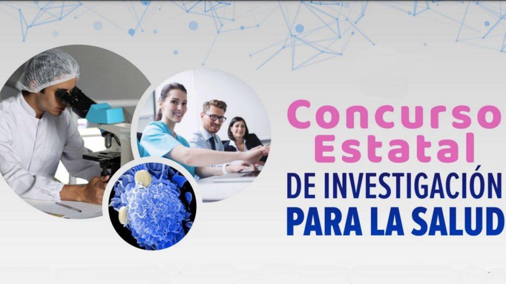 Concurso de Investigación para la Salud Guanajuato 2021 Foto: Especial