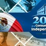 Consumación de la Independencia en México