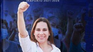 Lorena Alfaro, ¿quién es la primera mujer que gobernará Irapuato? Foto: Especial