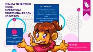 Parque Guanajuato Bicentenario 2021: ¿Servicio social o prácticas profesionales?Foto: Especial