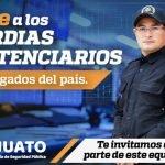 Convocatoria Policía Custodia Guanajuato 2021 en PDF Foto: Especial