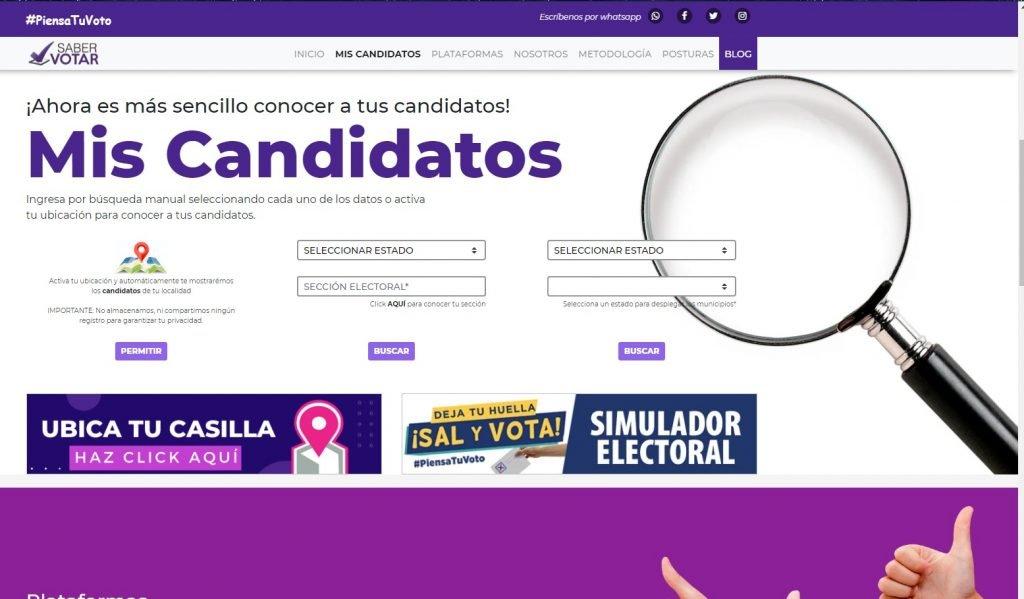 saber votar mx por quien votar elecciones 2021