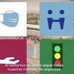 Protocolo sanitario Feria de Verano León 2021 Foto: Especial