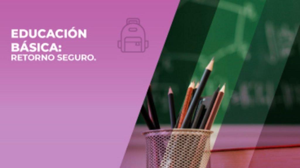 SEP: Curso en línea regreso seguro a clases presenciales Foto: Especial