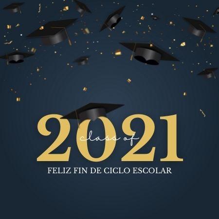 Palabras y frases para el último día de clases y fin de ciclo escolar 2020-2021