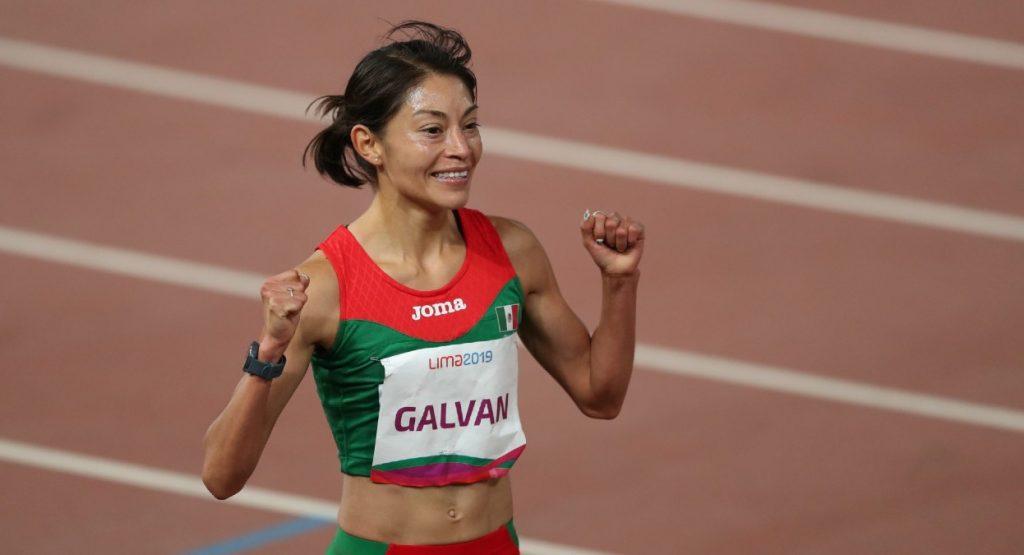 LAURA GALVAN JUEGOS OLIMPICOS TOKYO 2020 GACELA GUANAJUATO