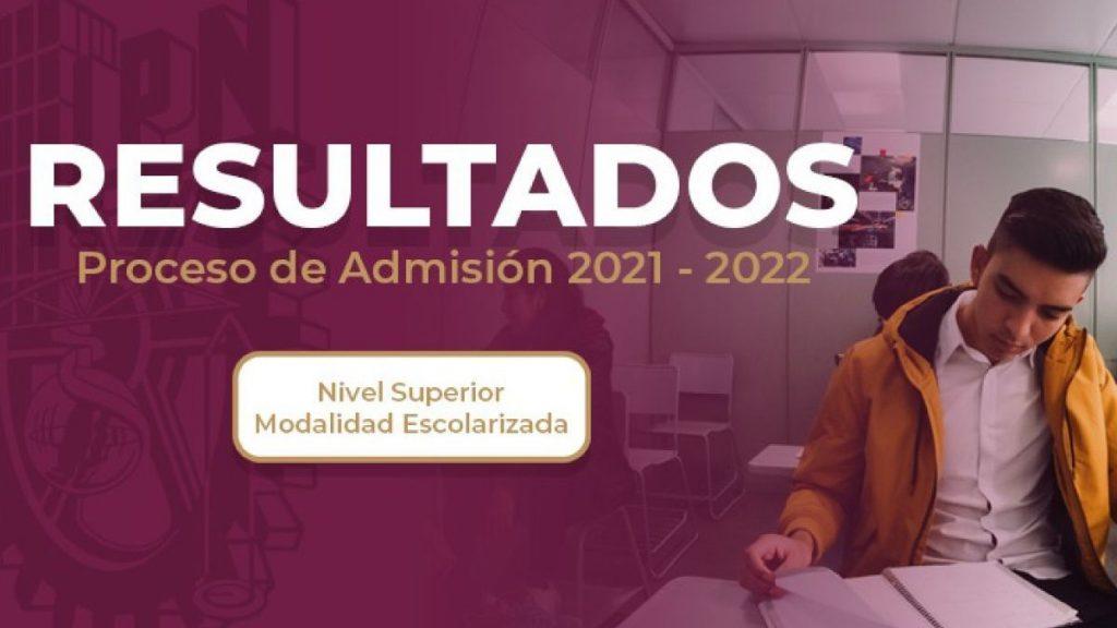 RESULTADOS IPN POLITÉCNICO 2021