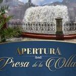 Apertura de la Presa de la Olla 2021 Guanajuato: Hora y sitio Foto: Especial