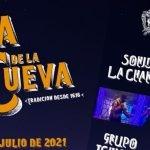 Cartel Día de la Cueva Guanajuato 2021: Horario y sede Foto: Especial